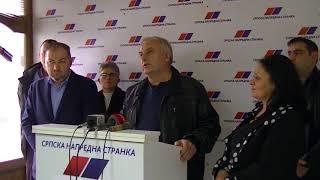 Zoran Ignjatović, šef odborničke grupe SNS u SO Babušnica