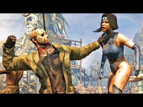 Brutality Punção Lombar do Jason: Mortal Kombat X thumbnail
