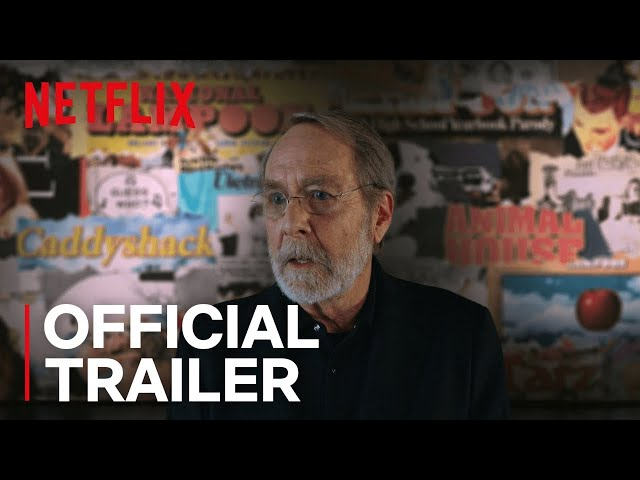 A Futile and Stupid Gesture   Official Trailer   Netflix