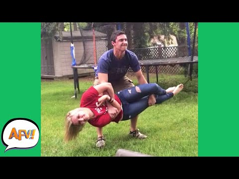 FAIL Is In the AIR! 🤣 | Funny Valentine Fails | AFV 2021