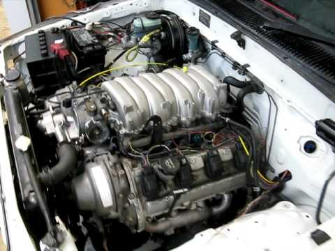 2000 V8 Hilux 1uzfe Vvti First Start Up Youtube
