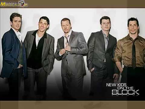 MIX EXCLUSIVO NEW KIDS ON THE BLOCK 2014