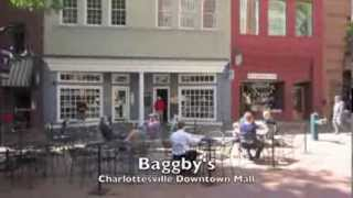 Lunch In Charlottesville, Va. Baggby's Gourmet Sandwiches. Downtown Mall.