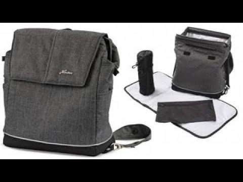 Сумка-рюкзак для колясок Hartan Flexi-Bag [217155]. Видео №1