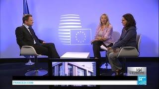 Xavier Bettel dément l'existence de nouveaux arrangements fiscaux du Luxembourg