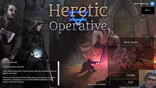 『Heretic Operative』C Prompt Games https://cpromptgames.com/home/h...