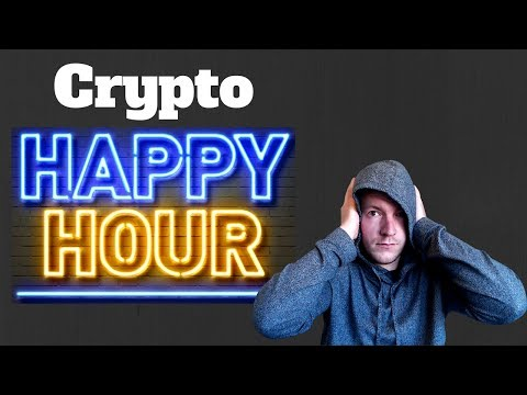 Crypto Happy Hour - Did You Survive the Crypto Dip? December 22nd Edition