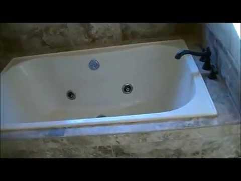 Tub Deck Falling Apart