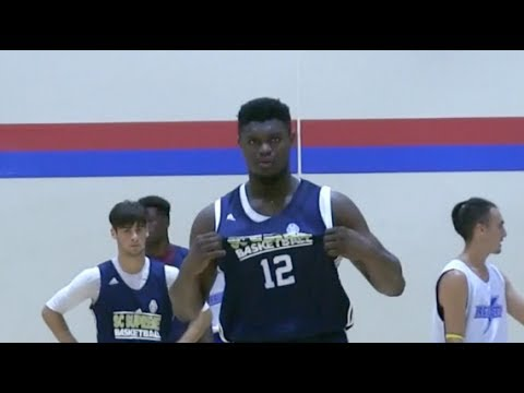 Zion Williamson is BACK! Full Highlights - 1st Game Since Injury