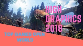 [TOPGAME] Top 10 Open World Games Best 2018 For ANDROID/IOS, BEST GAME 2018