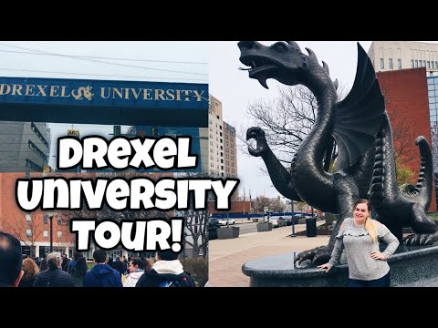 Drexel University Admitted Students Day! + Campus Tour