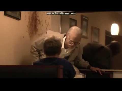 Дедушка пёрнул как слон :D