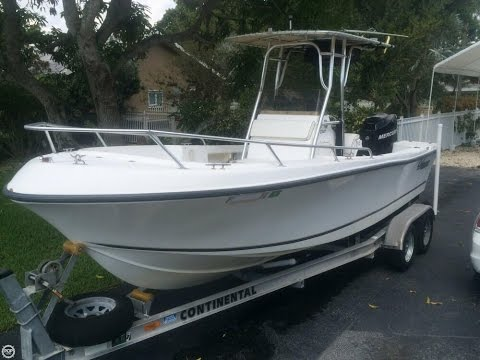 [SOLD] Used 1999 Mako 221 Open Fisherman In Miami, Florida