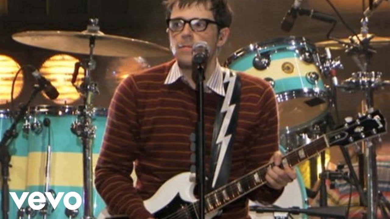 Weezer Chords Chordify