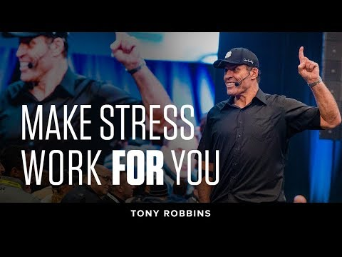 Make stress work for you | Tony Robbins Podcast