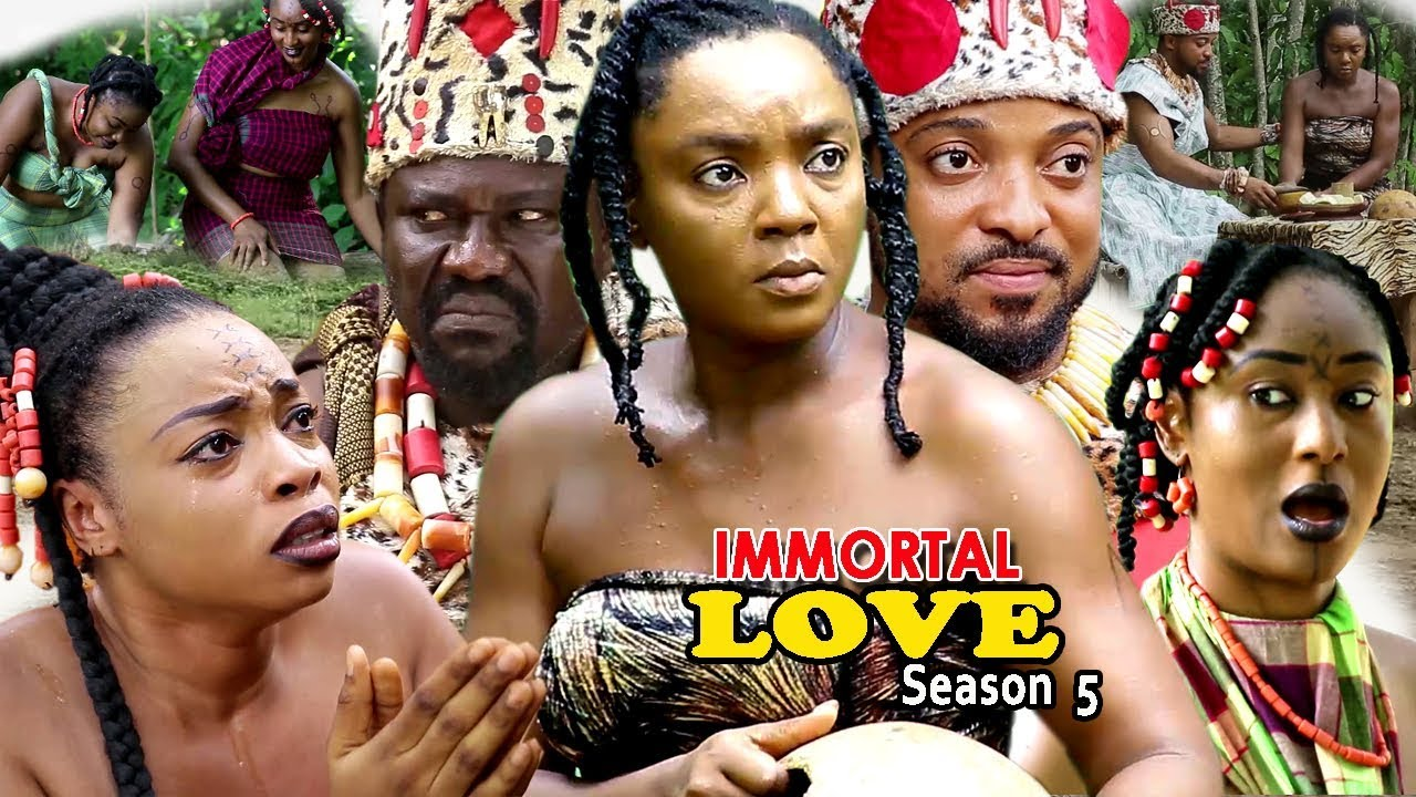 Download Immortal Love Season 5 - Chioma Chukwuka 2018 Latest Nigerian Nollywood Movie Full HD | 1080p