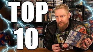 MY TOP 10 GENESIS GAMES - Happy Console Gamer