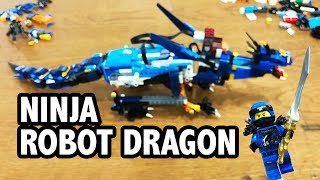 Bring a Ninjago Dragon to Life with LEGO Boost!