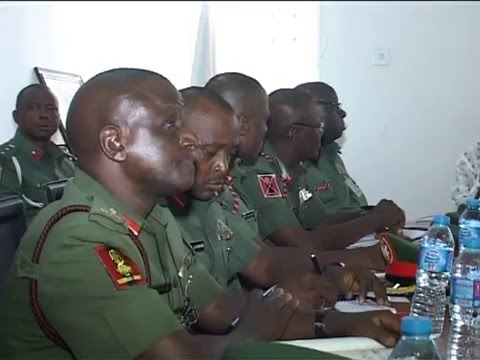 Nigerian Army Partners NOTAP To Boost Research And Development