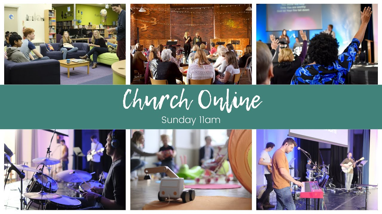 York Vineyard | Church Online | 25th Oct | 11am