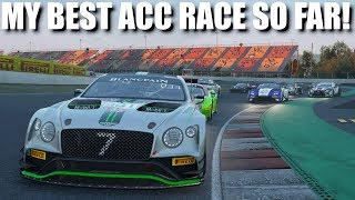 ACC Competition Server | My word, what a race! | Bentley GT3 @ Barcelona