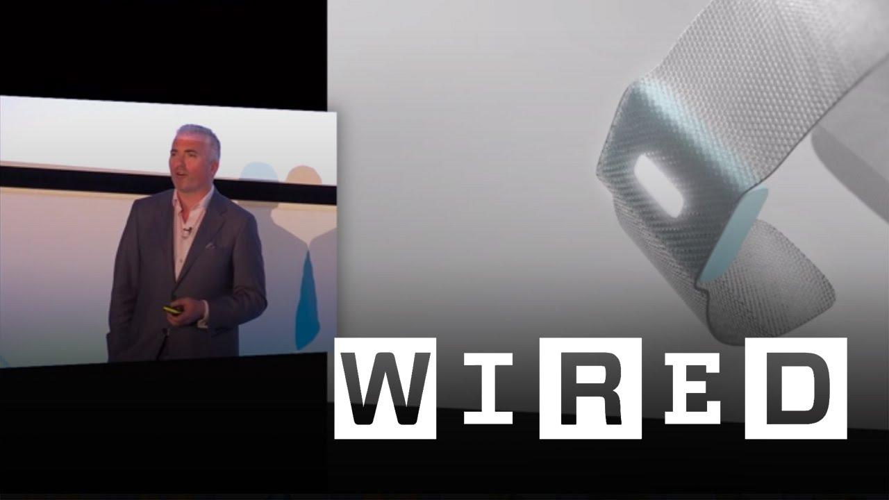 Download McLaren Applied Technologies' Geoff McGrath | Health | WIRED