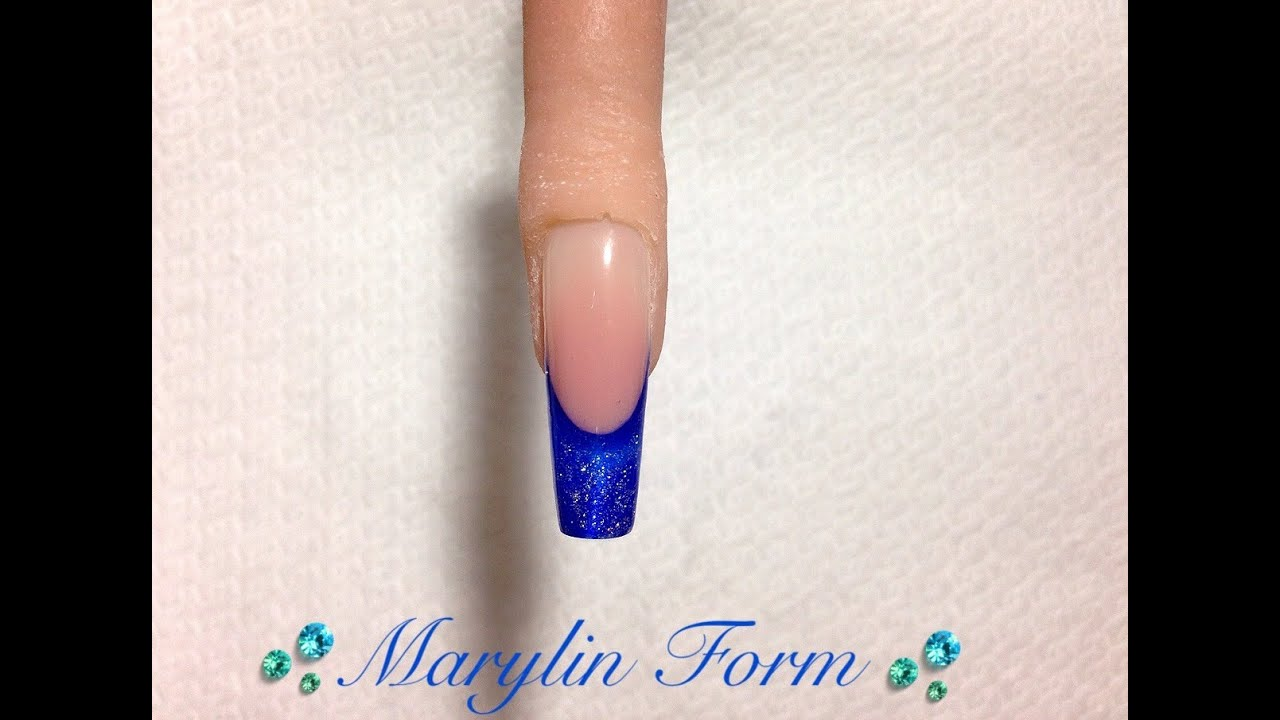 Nuova Forma : MARYLIN + Gel DESIRE - YouTube