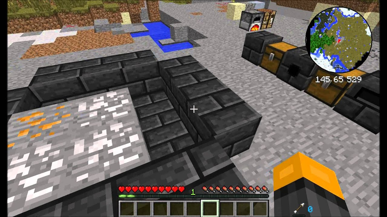 Minecraft Tinkers Construct Smeltery Ducts - Year of Clean Water