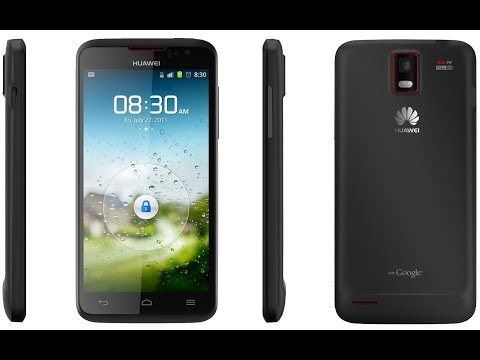 Huawei Ascend D1 Quad XL Hard Reset and Forgot Password Recovery, Factory Reset