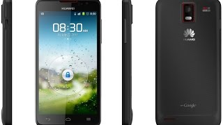 huawei ascend d1 quad xl hard reset and forgot password recovery factory reset
