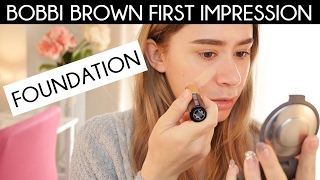 BOBBI BROWN SKIN FOUNDATION STICK REVIEW WARM PORCELAIN