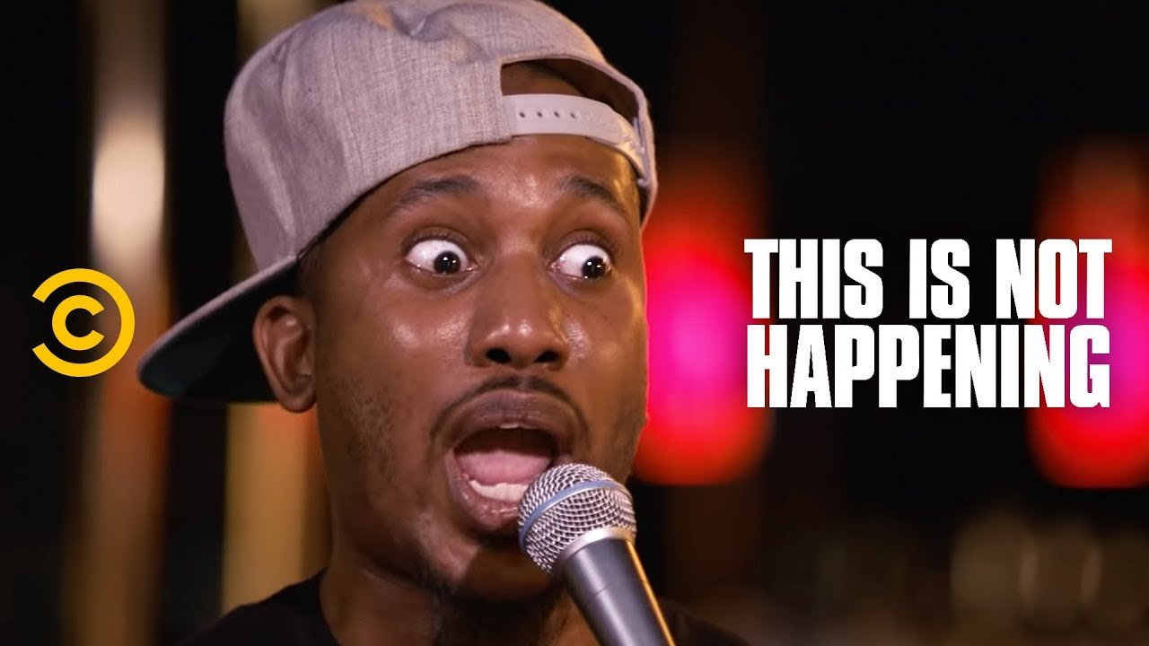 Chris Redd - Fighting in Chicago - This Is Not Happening - Uncensored