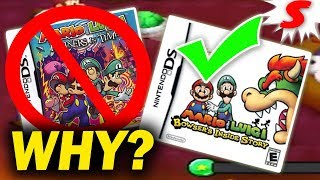 Why Did Nintendo REJECT Mario & Luigi Partners in Time? The REAL Reasons