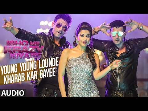 Young Young Lounde Kharab Kar Gayee song lyrics