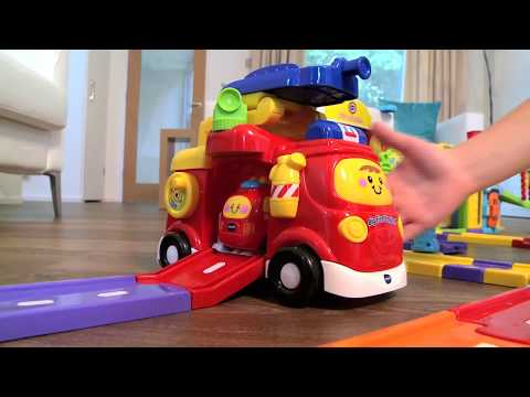 Toot-Toot Drivers Super City - Smyths Toys - 동영상