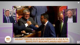 Matteo Salvini: fordulat lehet az olasz migrációs politikában