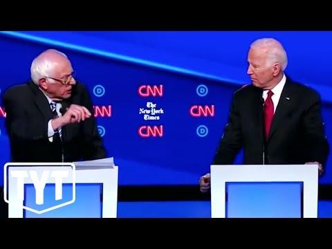 Sanders and Warren's PERFECT Response To Biden Attack