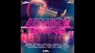 London Bridge Riddim Mix {Cashflow Records} @Maticalise