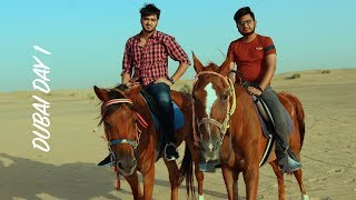 Mujhay Vlog Karna Nahi Aata! | Dubai Day 1