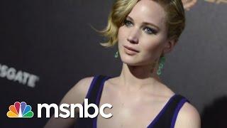 Jennifer Lawrence: Nude Photos 'A Sex Crime' | msnbc