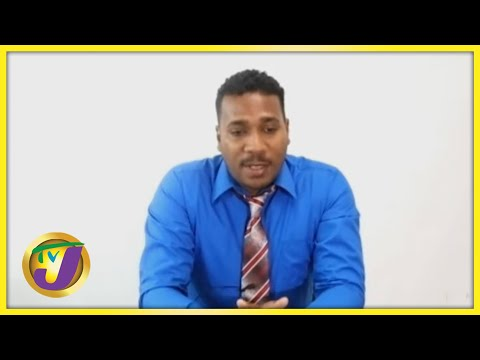Flying High - Christopher Gooding   TVJ Smile Jamaica