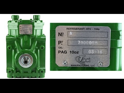 T/CCI 7,000,000th Compressor