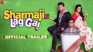Sharmaji ki Lag Gai Official Trailer | #TSeriesYkb
