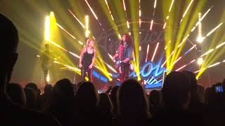 Never Tear Us Apart-Gabby and Cade-American Idol Live Tour KC 8-9-18