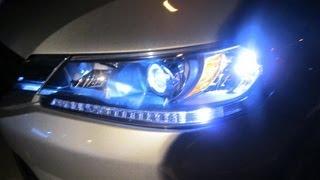 2013 2014 2015 Honda Accord HID LED set. Sale! over $80 off complete set! plus free interior LED's