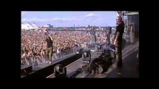K.I.Z. - Abteilungsleiter der Liebe (Live Southside 2012) HD