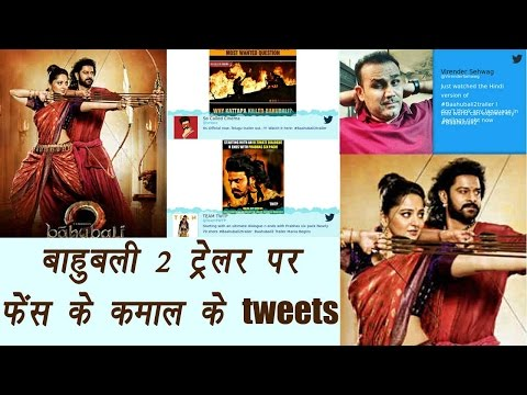 Thumbnail: Baahubali 2 trailer released; Here's how twitterati reacts | Filmibeat