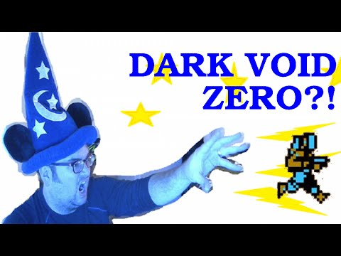 I am The Wizard of Video Games, and I bring you Dark Void Zero