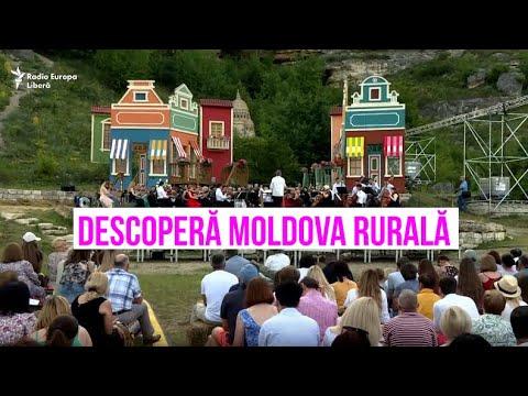Pur și Simplu: Descoperă Moldova rurală