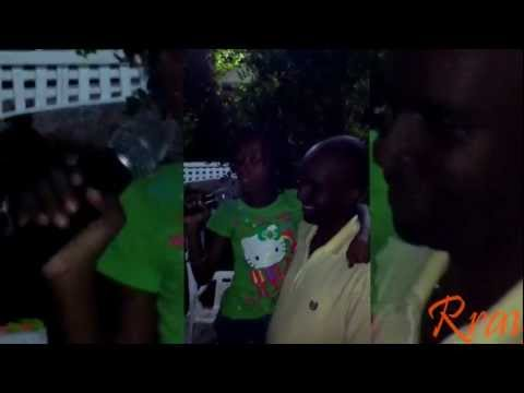 karaoke fun in st mary jamaica